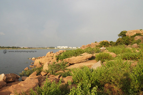 Rocks Nature - Ammenpur Lake, Hyderabad - 2 | by Akbar - Web Designer and Freelance Photographer