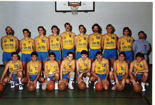 1988-89 | by Photo Gallery del BC79 Arbedo