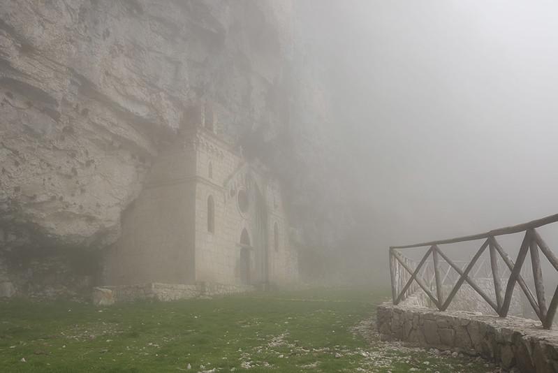 Michele Arcangelo's hermitage