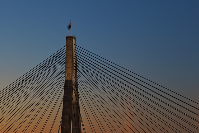 Next: Anzac Bridge