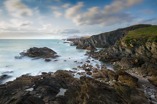 ireland achill coast