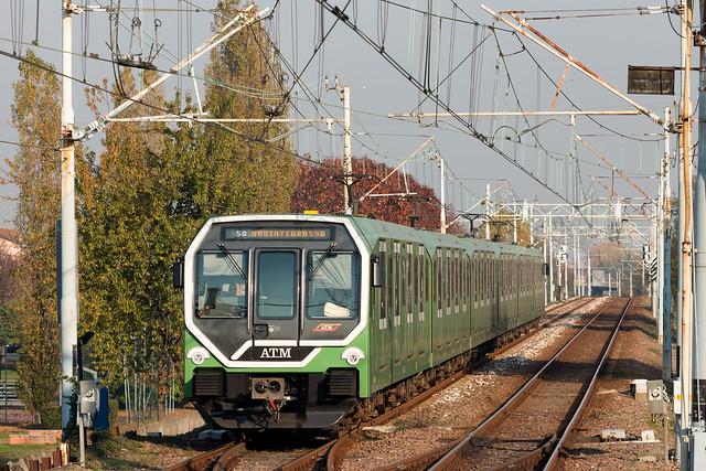 Metropolitana di Milano MM2 - ATM M.N.G.