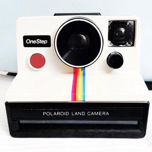 polaroid original one step