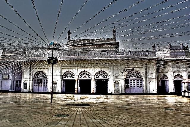 Kaisarbagh Baradari Lucknow