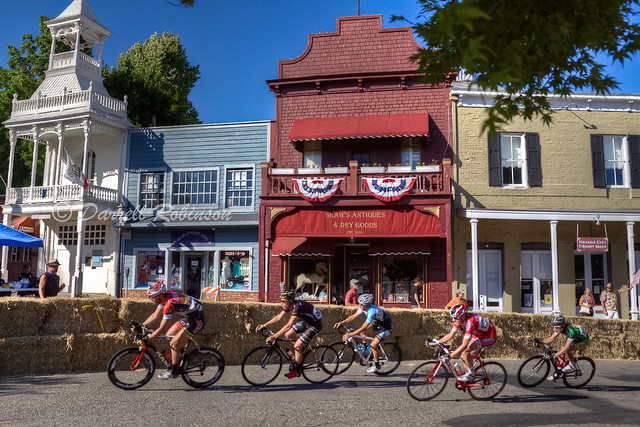 52nd Annual Nevada City Bicycle Classic