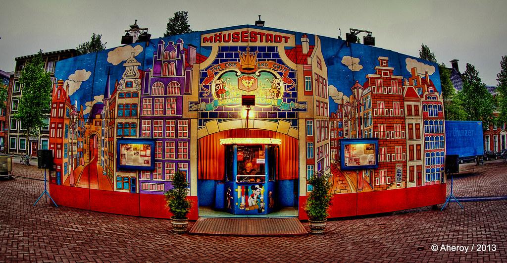 mouse-city,mei-kermis,groningen stad,the netherlands,europ… | flickr