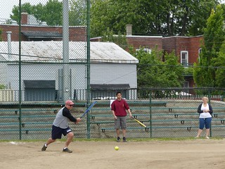 Vanier Staff Picnic - Softball Game | by vaniercollege