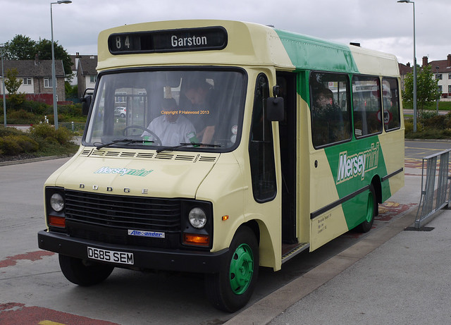 Merseybus 7685 (D685SEM)