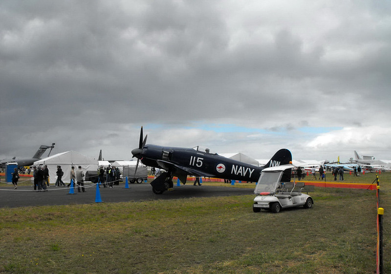 Hawker Sea Fury (8)
