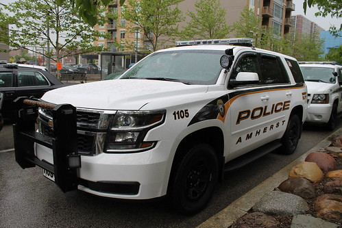 Amherst Ohio Police 2015 Chevrolet Tahoe Photo