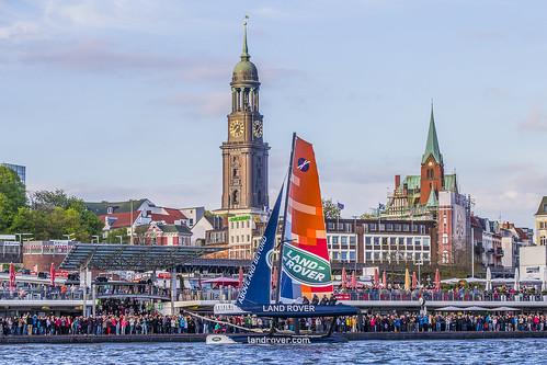 2015-05-08 Land Rover Extreme Sailings Series - Hamburg Port Anniversary (_MG_7781)