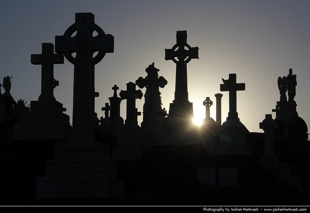 Waverley Cemetery, Sydney, Australia