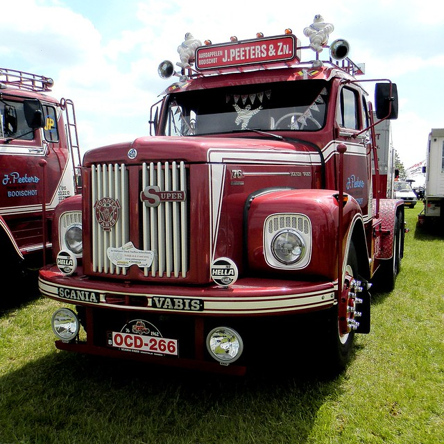 Scania 76 Super