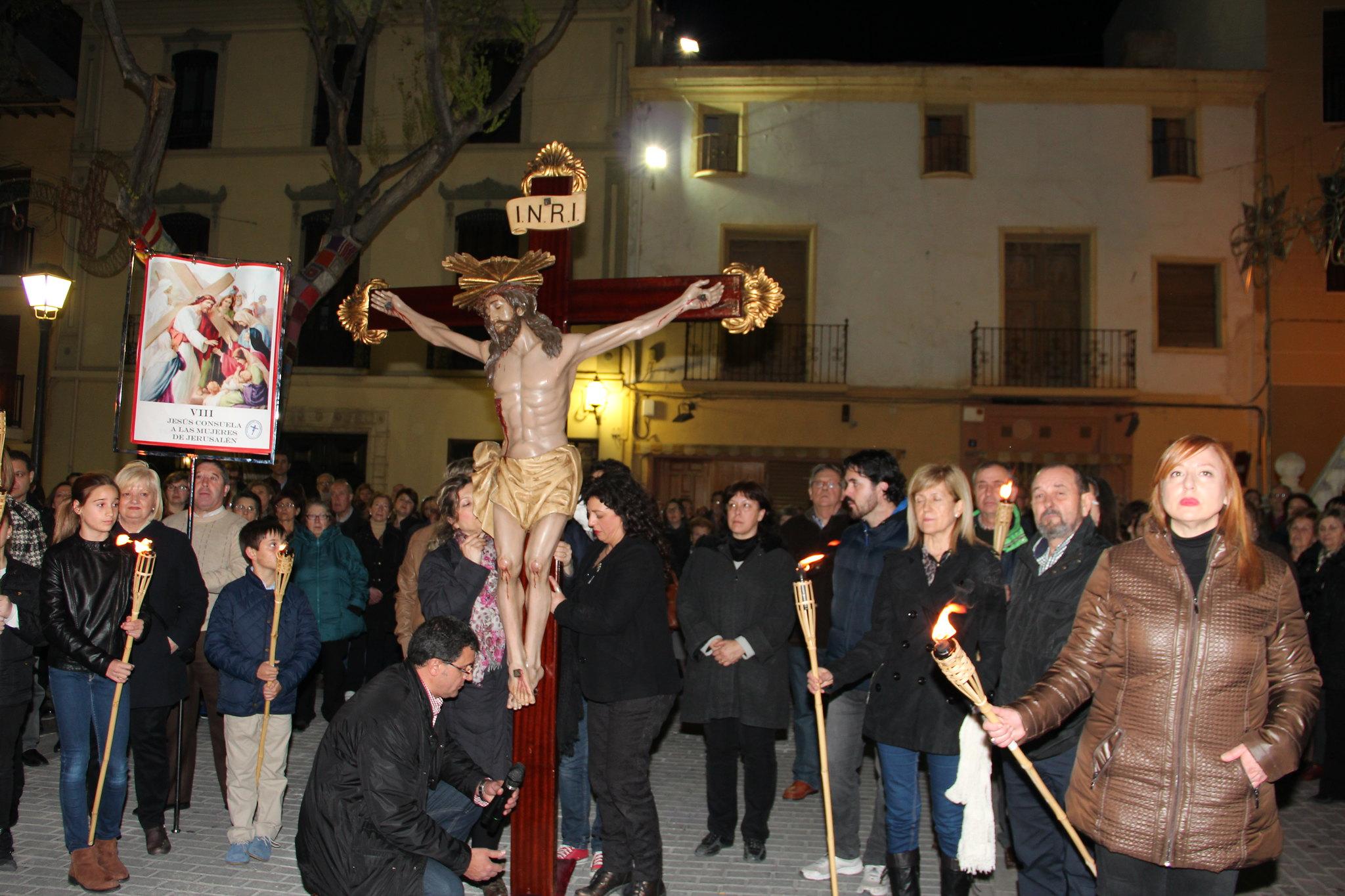(2015-03-27) - VI Vía Crucis nocturno - Antonio José Verdú Navarro (61)