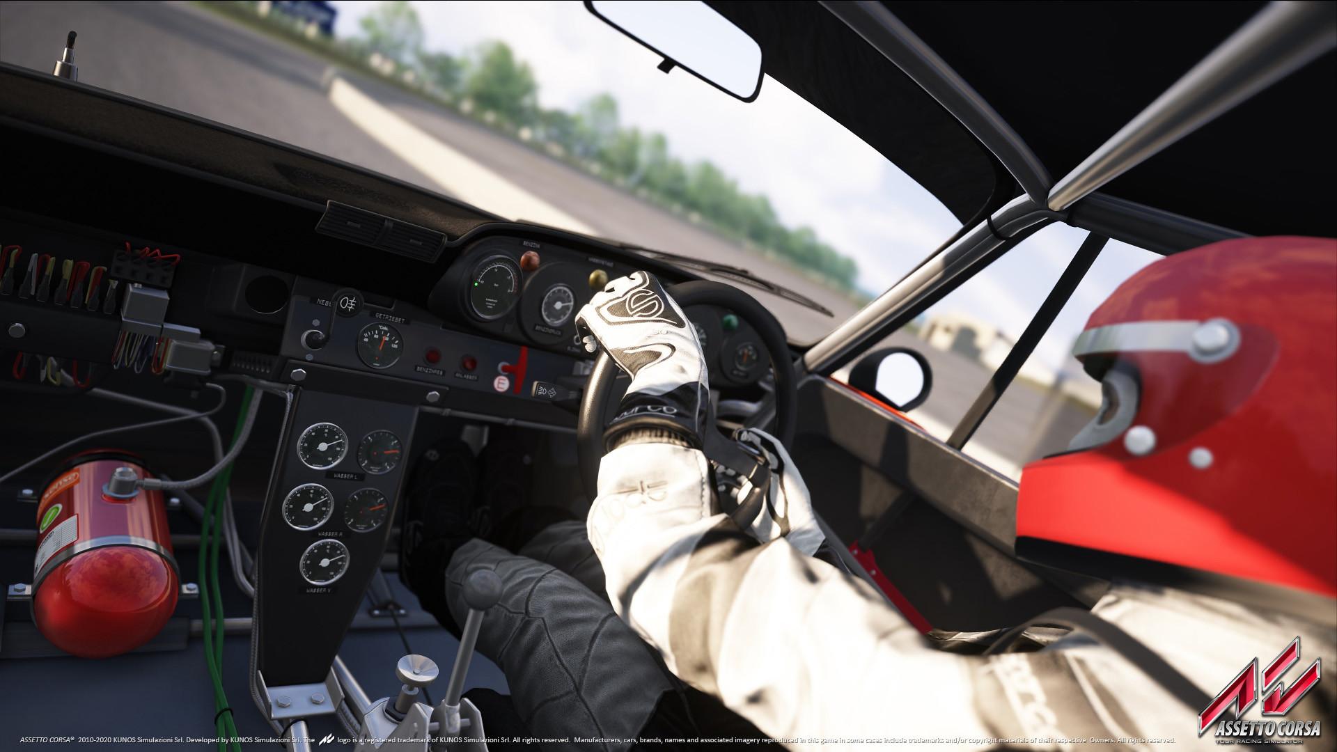Porsche DLC 21