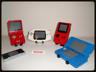 lego nintendo | by Old School Brick
