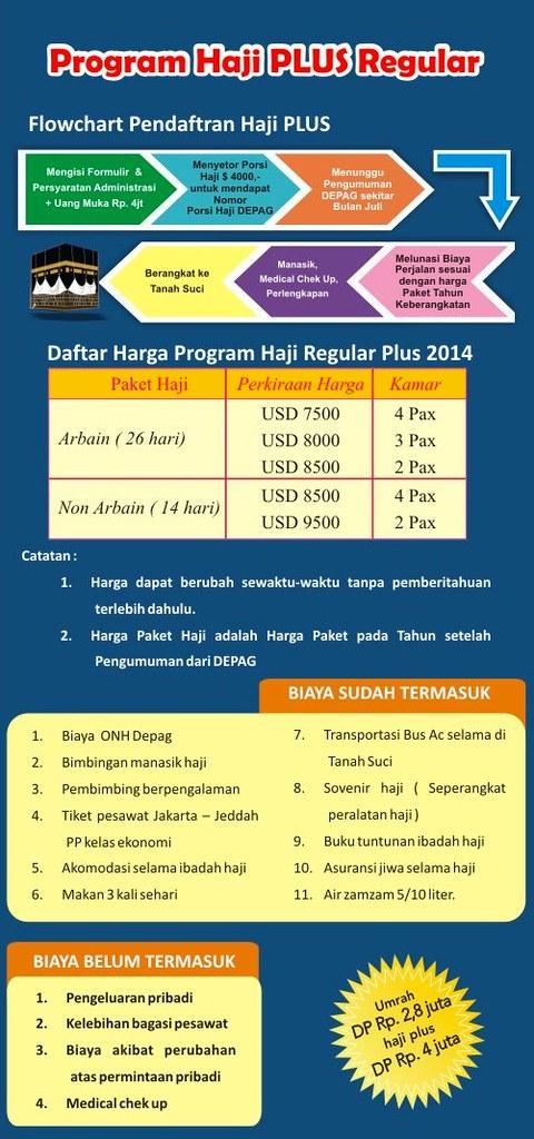 Program Haji Plus Reguler Gsm Haji Plus Umrah Flickr