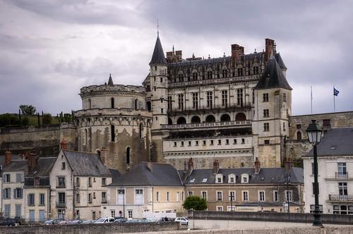 Château d'Amboise   by Wolfgang Staudt