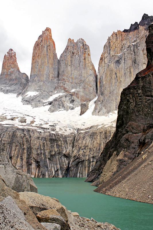 Torres del Paine Massif, Chile