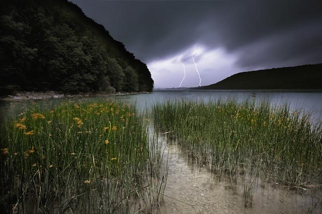 Electrique Lac de Chalain