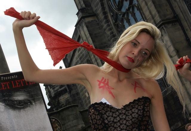 Edinburgh Fringe 2013: The Scarlet Letter