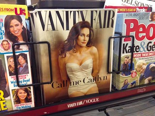 Caitlyn Jenner, Formerly Bruce, Vanity Fair Cover | by JeepersMedia