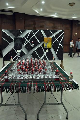 Laoag at 50 Zero Waste art exhibit | by BlauEarth