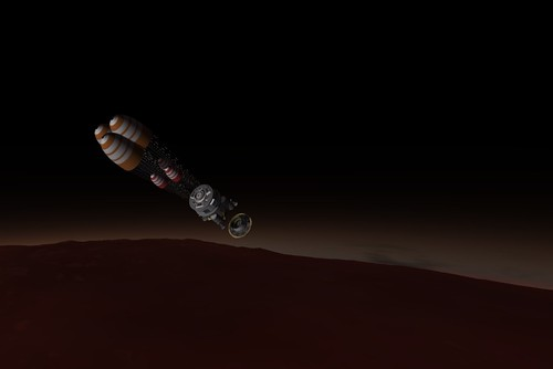 Burroughs 4 Lander Descent 4 | by Second City Warehouse