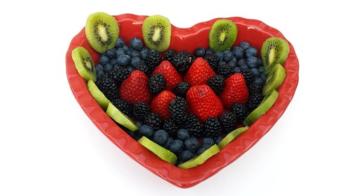 heart of fruits   by DWilliam's