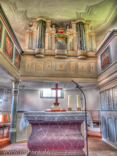 Kirche in HDR