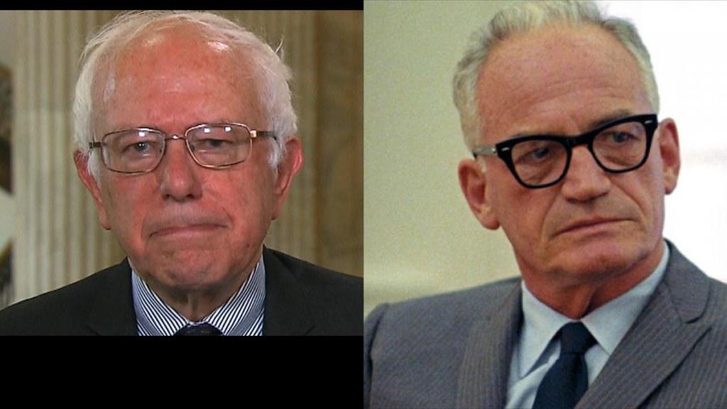 Sanders & Goldwater