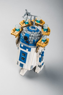 R2-D2 (Jabba´s Sail Barge) | by robert.lundmark