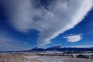 Spanish Peak Smokestack   by ikewinski