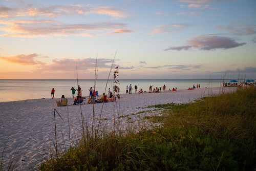 evening leica m 240 28 usa florida naples christmas winter travel tourism america outdoor beach sea seascape sunset summicron