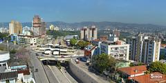 Complexo viário da Rótula das avenidas Protásio Alves e Carlos Gomes