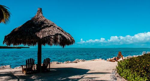sunsetkey miamifl florida keys keywest seashore sea blue waterways walking people exploration travelling south autdoor