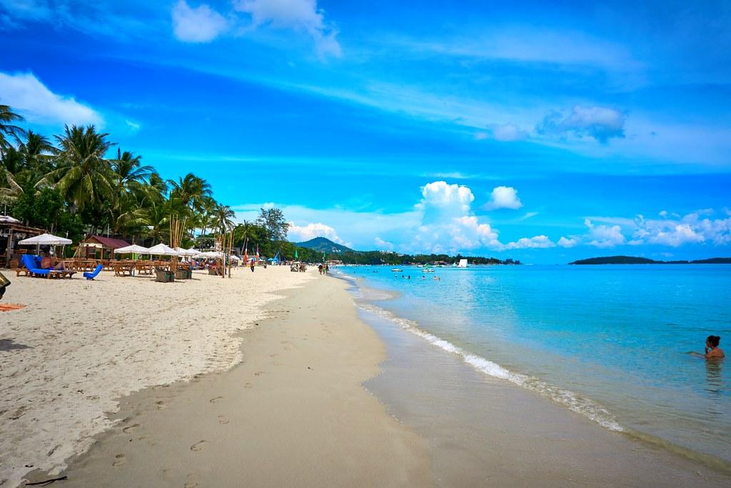 Lamai Beach Ko Samui Thailand