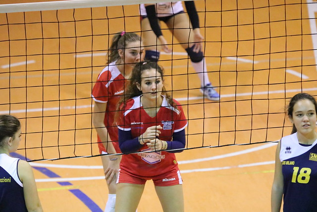 Campionato PGS U16 Bianca 17 Novembre 2016 Aspes San Donato  - Pro Patria Volley 0 - 3