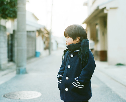 my favorite coat | by Hideaki Hamada
