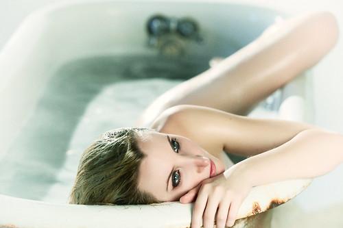 She Looks Longingly | by TJ Scott