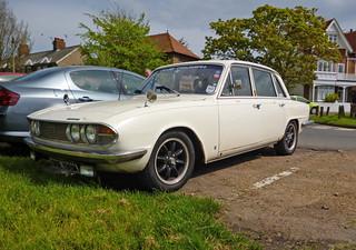 1974 Triumph 2000 | by Spottedlaurel