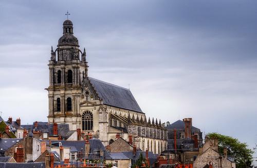 Cathédrale Saint-Louis, Blois | by Wolfgang Staudt