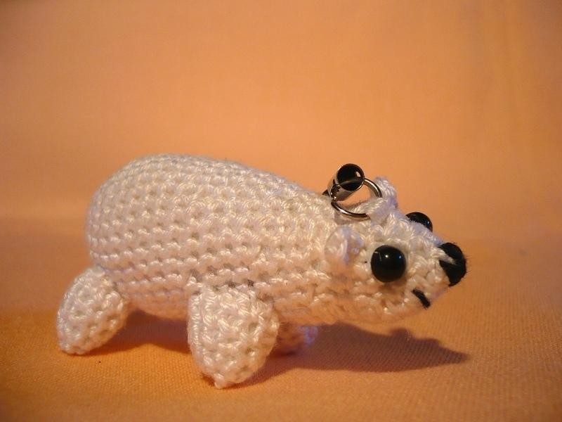 Tuto amigurumi : Donato l'ours à deux pattes - Tout sur le crochet ... | 600x800
