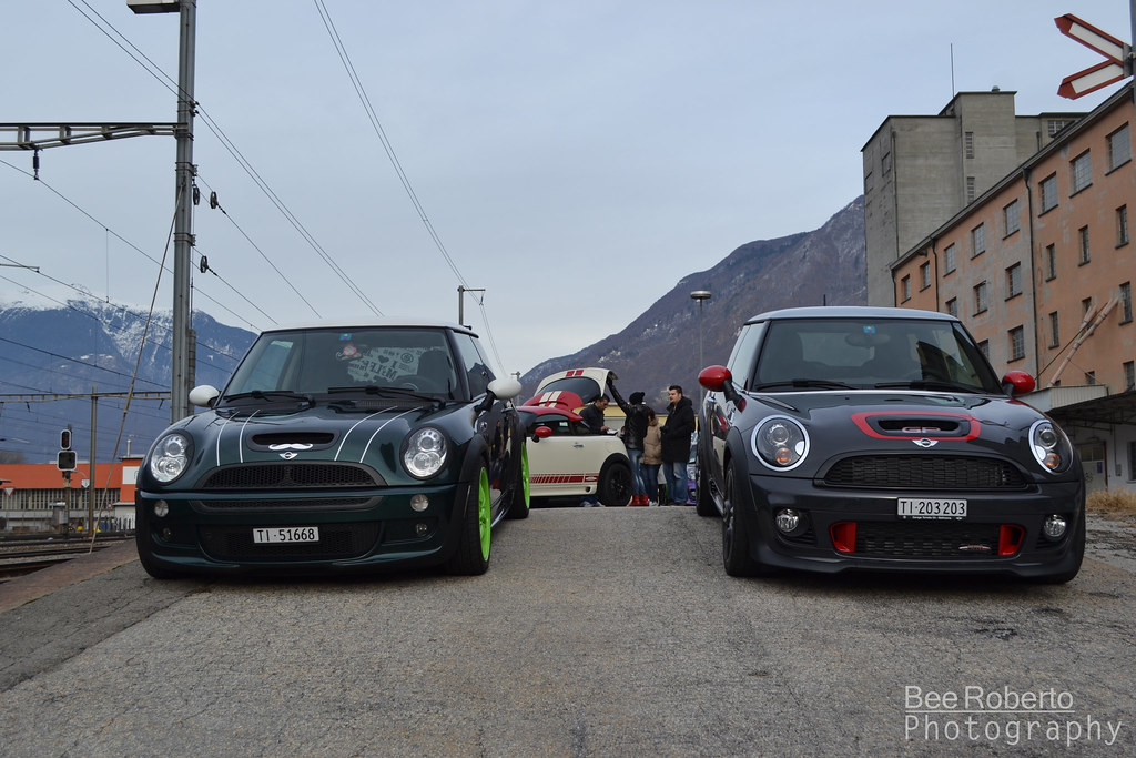 Mini Cooper S R53 Mini Jcw Gp 2 R56 Roby 21 Flickr