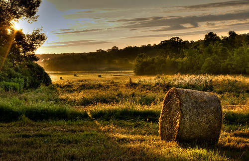 usa us vermont charlotte hdr vt haybales thompsonspoint hdrfinal