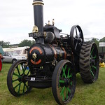 CE 7922  1905  ' ADA '  Fowler  7 n.h.p.  10 tons  Traction  Engine  Works  No. 10373