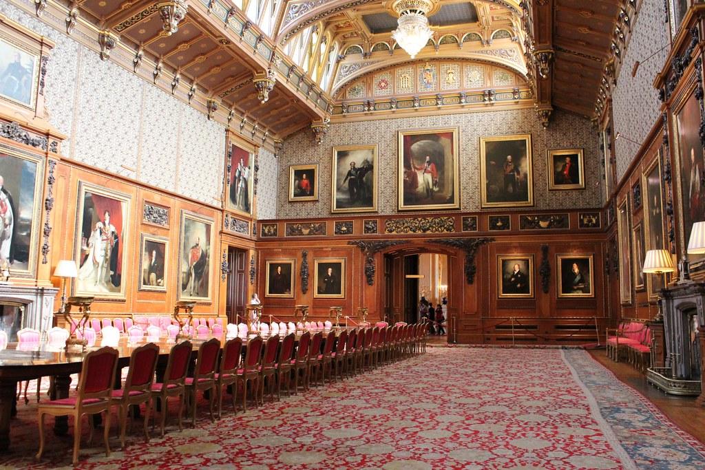 Windsor Castle Waterloo Chamber Img 5221 Ian Withnall