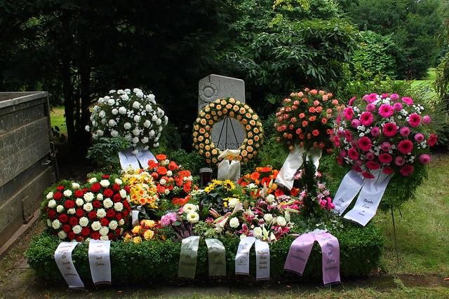 Grab der Gertrud Tappen