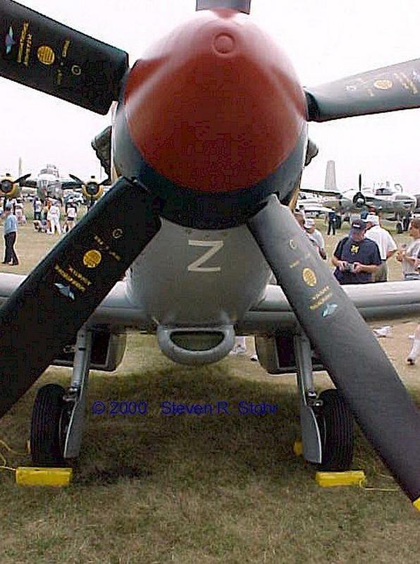 Spitfire FR XVIIIe  (6)