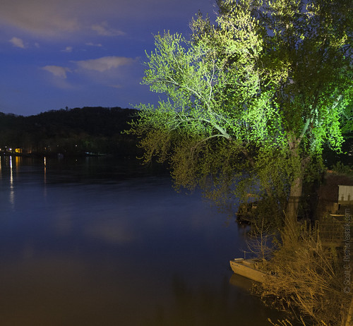 county new bridge panorama baby tree green leaves night river hope spring long exposure bright pennsylvania nj free pa jersey deleware delaware bucks nocturne lambertville hunterdon